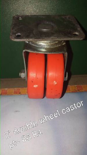 Double Caster Wheel