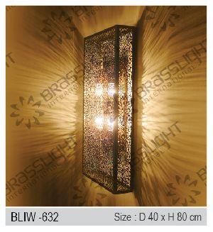Brass Islamic Wall Brackets