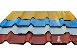 Prepainted Profile Steel Sheet