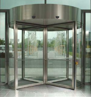 Security Revolving Door