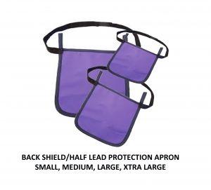 Back Protection Shield & Half Lead Protection Apron