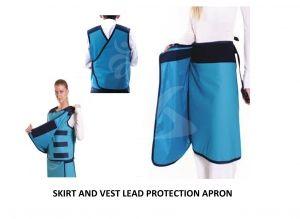 Skirt Vest Lead Protection Apron