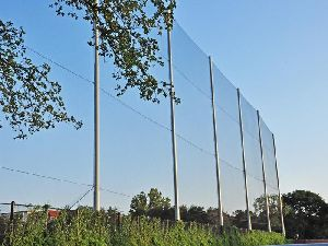 Golf nets AND poles