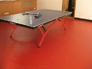 Vinyl Indoor Sports Flooring