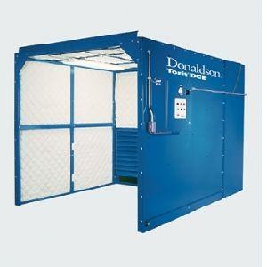 Donaldson Environmental Control Booth