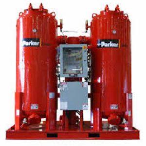 Zander Twin Tower Desiccant Dryer