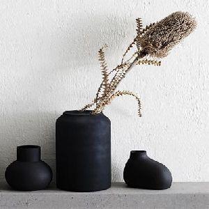 Frost Deco Vase