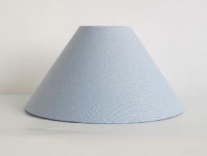 Customized Colour Cotton Fabric Empire Lamp Shade