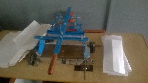 Envelope Making Machine