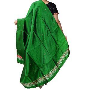 Hand Woven Pure Silk Dupatta