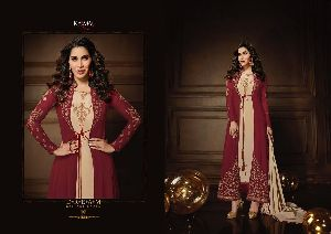 Karma Jacket Style Designer Long Suits