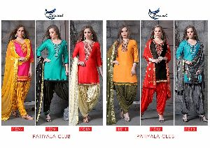 Seriema Patiaya Club Patiala full stitched catalog