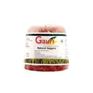 Organic Gauri Natural Jaggery