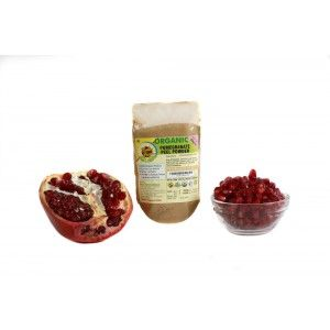 Organic Pomegranate Peel Powder