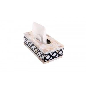Sea Shell Crafted Designer Tissue Box