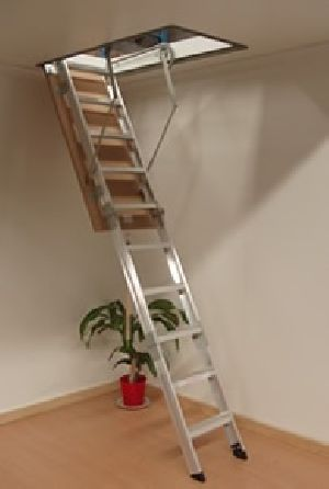 Access Boss Aluminium Attic/ceiling Ladders