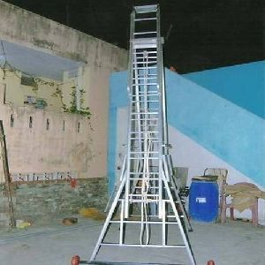 Aluminium Self Supporting Extension Ladders