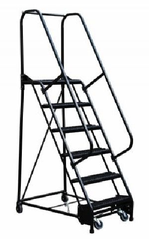 Esd-safe Portable Warehouse Ladders