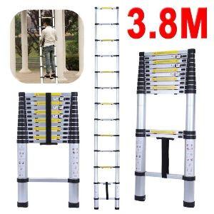 Loft Multi-purpose Aluminium Telescopic Ladder