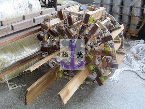 Wooden Pilot Rope Ladder