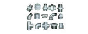 Galvanized Malleable Iron Fittings