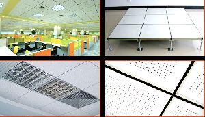 Ceilings And Floorings