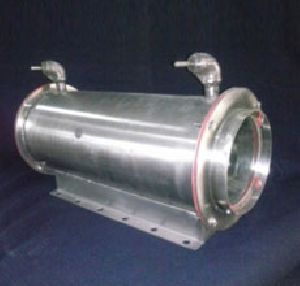 Water And Air Cooled Housing