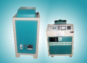 Gold Induction Melting Machine