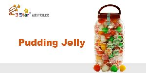 Cup With Pudding Jelly
