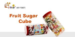Fruit Sugar Cube Jelly
