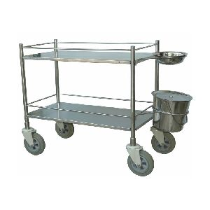 Dressing Trolley S.s.