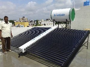 Commercial Solar Water
