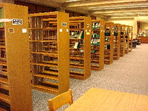 Library Rack Job Work