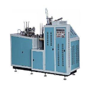 Hydraulic Paper Cup Making Machine