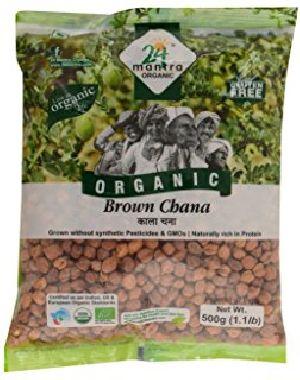 Organic Brown Chana
