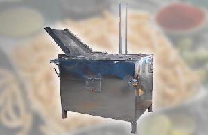 Kurkure / Fryums Frying Machine