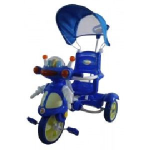 Deluxe Robot Tricycle Blue