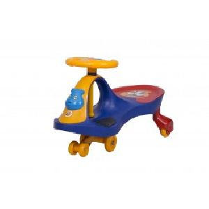 Ez Playmates Magic Car Aero Blue