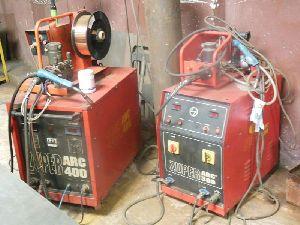 Cnc Welding Machines