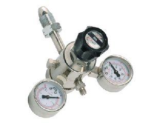 Double Stage Pressure Regulator