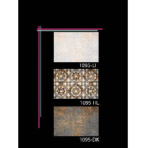 Ceramic Outdoor Stone Design Digital Wall Tiles  1095