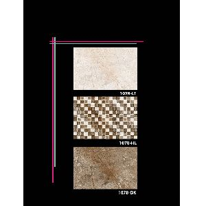 Home And Bathroom Decorative Ceramic Wall Tiles 1078