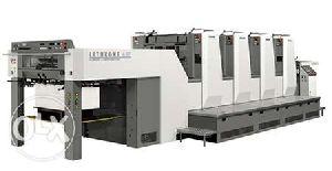 USED KOMORI LS 432 SHEET FED OFFSET PRINTING MACHINE