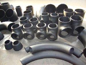 Mild Steel Butweld Pipe Fittings