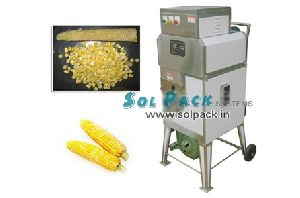 Sweet Corn Thresher Machine