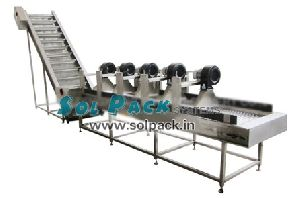 Vegetable Drying Machine