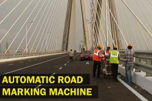 Automatic Road Marking Machine