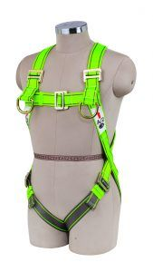 Full Body Harness AB-81 Gold