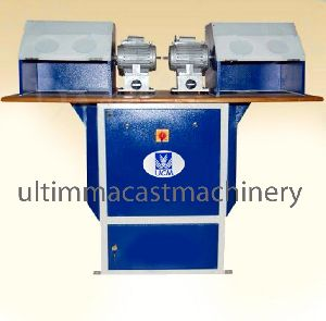 Double Station Buffing Machine
