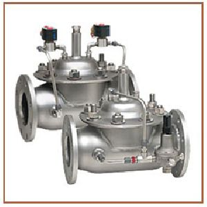 Stainless Steel Automatic Control Valves